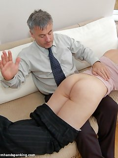 12 of Belinda Lawson submits to a corporal punishment program