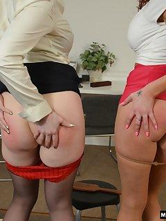 Tattoo spanking pics