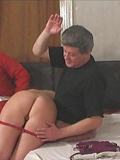 14 of Anita and Nicole - Strange Santa Claus (part1 - angle 2)